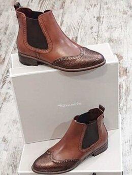 Ботинки - Ботинки Tamaris новые, 0