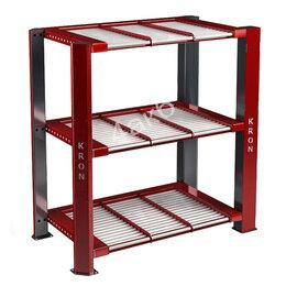 Производственно-техническое оборудование - Роликовый стеллаж для хранения акб 05.Э.078.34.Р.3, 0