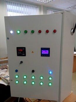 Промышленное климатическое оборудование - Шкаф управления, 0