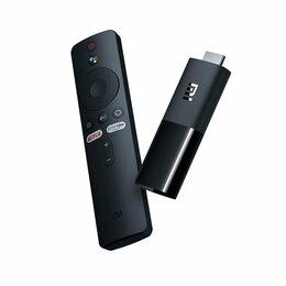 ТВ-приставки и медиаплееры - Smart TV приставка Xiaomi Mi TV Stick / Гарантия / Магазин , 0