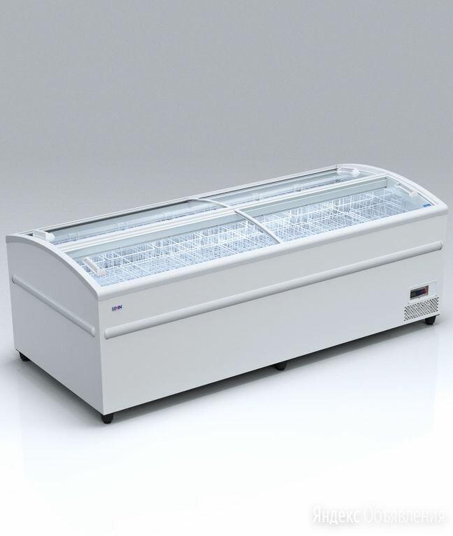 Ларь-бонета морозильная Levin CORTINA 250 НТ/СТ по цене 119833₽ - Морозильное оборудование, фото 0