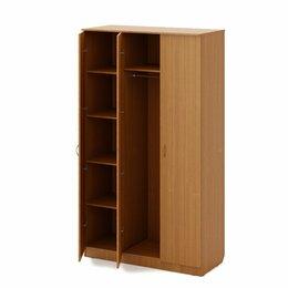 Шкафы, стенки, гарнитуры - Шкаф распашной 3-х створчатый , 0