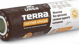 Изоляционные материалы - Утеплитель ursa terra 35 QN Скатная крыша, 0