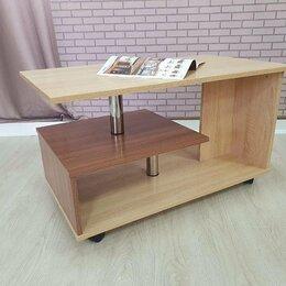 Столы и столики - Стол журнальный Консул-5 дуб Сонома 💥 0466💥, 0