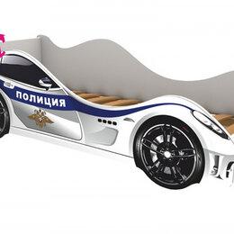 Кроватки - Кровать-машина Полиция, 0