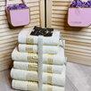 """Комплект из 6ти махровых полотенец """"Versace"""" по цене 1890₽ - Полотенца, фото 4"""