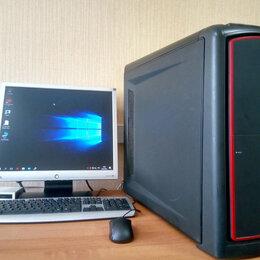 Настольные компьютеры - Компьютер 9 поколения 6 ядер, 0