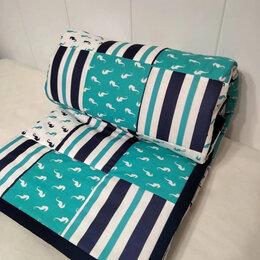 """Покрывала, подушки, одеяла - Одеяло покрывало детское """"Морские коньки"""", 0"""