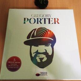 Виниловые пластинки - Виниловая пластинка GREGORY PORTER - 3 Original Albums (Blue Note) (6LP), 0
