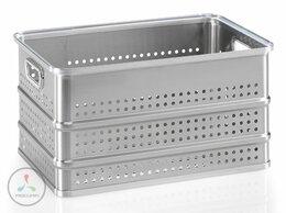 Корзины, коробки и контейнеры - Ящик для транспортировки Gmoehling G®-CRATE A…, 0