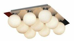 Люстры и потолочные светильники - Люстра Lussole LSQ-8907-09 Malta, 0