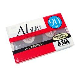 Музыкальные центры,  магнитофоны, магнитолы - Компакт-кассета AXIA A1 90 тип I (Fuji), не вскрытая, 0