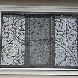 Сетки и решетки - Кованые решетки на окна, 0