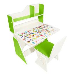 """Компьютерные и письменные столы - Детская растущая парта и стул Я сам """"Первое место"""", 0"""