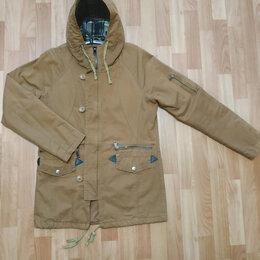 Куртки - Парка ветровка размер М, 0