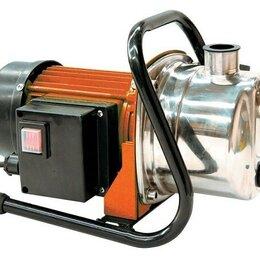 Насосы и комплектующие - Насос Вихрь ПН-1100Ннерж., поверхностный, 1100Вт, 0