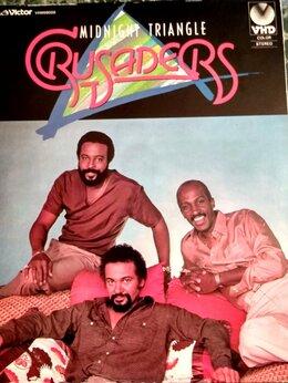 Видеофильмы - VHD диск – CRUSADERS – Midnight Triangle – 1984…, 0