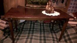 Столы и столики - стол журнальный с точеными резными ножками…, 0