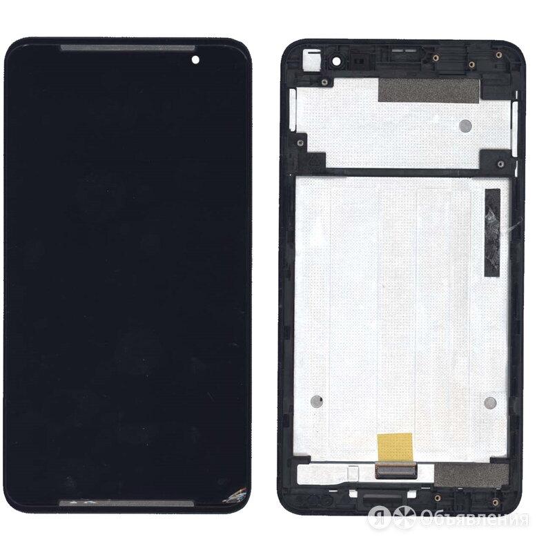 Модуль (матрица + тачскрин) для Acer Iconia Talk S A1-724 черный с рамкой по цене 2520₽ - Мониторы, фото 0