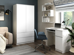 Шкафы, стенки, гарнитуры - Шкаф белый, 0