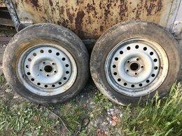Шины, диски и комплектующие - Колеса в сборе R15, 0