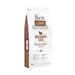 Корма  - Brit Care Weight Loss Rabbit & Rice для собак с…, 0