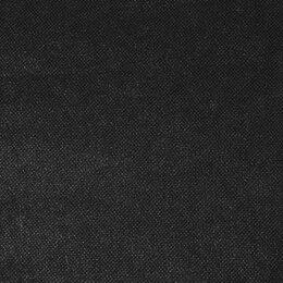 Ткани - Флизелин А1, 30 г/м2, ширина 75 см., чёрный, 0