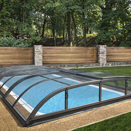 Павильоны для бассейнов - Павильон для бассейна Albixon DALLAS B (4 секции), 0