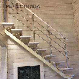 Лестницы и элементы лестниц - Лестницы на второй этаж Нижний Тагил, 0