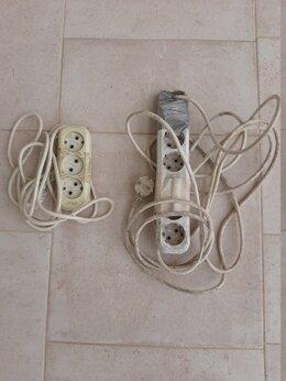 Кабели и провода - Удленители,кабели с прямой…, 0