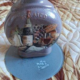 Этикетки, бутылки и пробки - Красивая бутылка авторской работы, 0