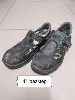 Обувь - Ботинки, скандалеты рабочие Рanda, 0