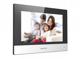 Домофоны - Hikvision DS-KH6320-WTE1 - IP видеомонитор с…, 0