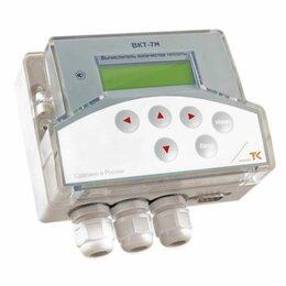 Элементы систем отопления - ВКТ-7-04 вычислитель кол-ва теплоты с блоком питания, 0