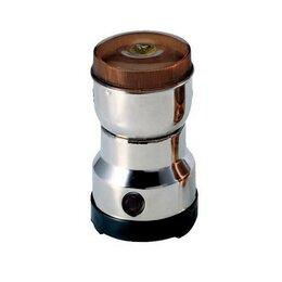 Кухонные комбайны и измельчители - Кофемолка Gelberk GL-531 металлический, 0