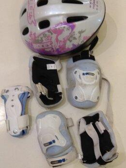 Аксессуары и запчасти - Защита для катания на роликах и коньках детская, 0