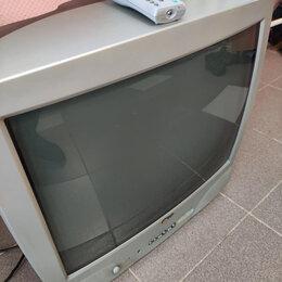 Телевизоры - Телевизор в рабочем состоянии с пультом LG 54 диагональ , 0