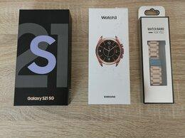 Мобильные телефоны - Samsung Galaxy S21 5G 256GB, 0
