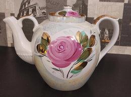 Заварочные чайники - Заварочный чайник производитель Дулево, 0
