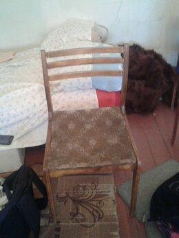 Стулья, табуретки - Продам стулья деревянные, в хорошем состоянии, 0