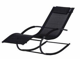 Лежаки и шезлонги - Садовый шезлонг, кресло-качалка, 0