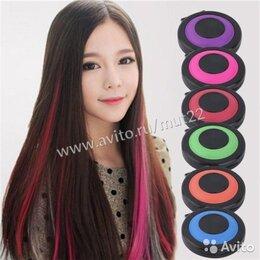Маски и сыворотки - Мелки для волос 6 цветов, 0