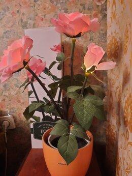 """Ночники и декоративные светильники - Светодиодный светильник """"Роза"""" 51см, 0"""