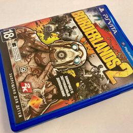 Игры для приставок и ПК - Borderlands 2 для PS Vita, 0