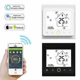 Электрический теплый пол и терморегуляторы - Регулятор температуры, термостат с wifi,…, 0