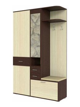 Шкафы, стенки, гарнитуры - Прихожая Танго 1 01, 0