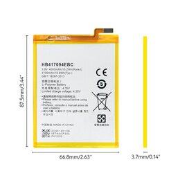 Аккумуляторы -  Аккумулятор Huawei HB417094EBC (Mate 7, 0