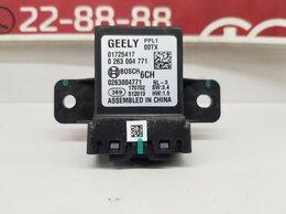 Электрика и свет - Электронный блок (Geely Atlas), 0