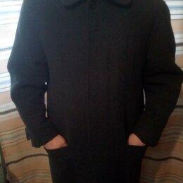Пальто - Пальто драп зимнее, 0