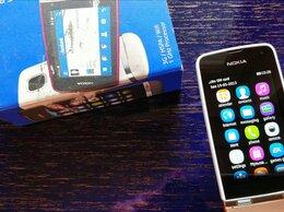 Мобильные телефоны -  Nokia 311 Asha Sand White отл, 0